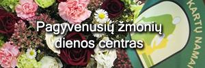 Pagyvenusių žmonių dienos centras